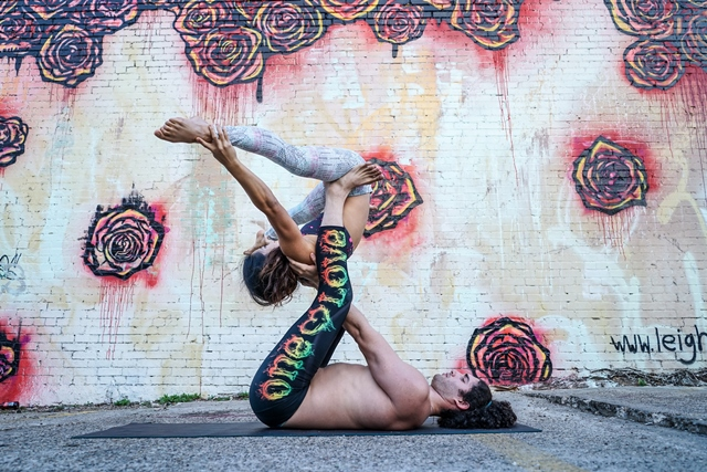 Valenthai and Fly @ the yoga movement | Dallas | Texas | United States